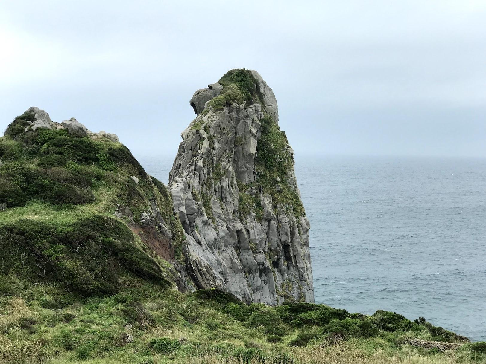 長崎県(壱岐市)・猿岩(壱岐) - 夢の島からの贈り物(汐彩屋)